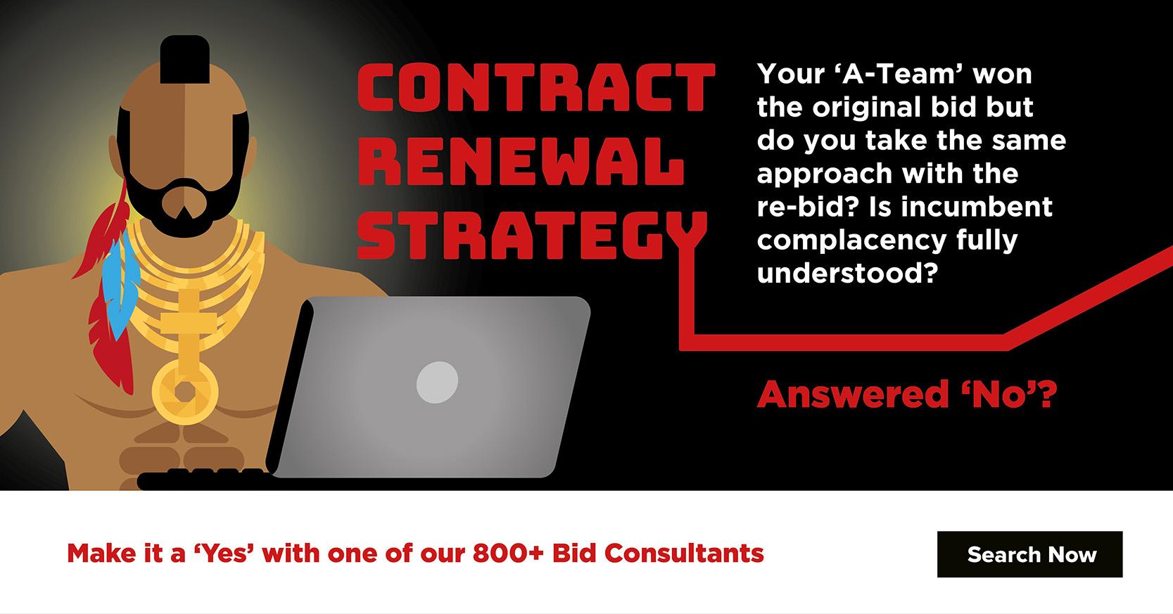 Contract Renewal Strategies